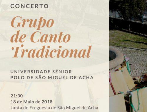 """Concerto """"Grupo de Canto Tradicional"""""""