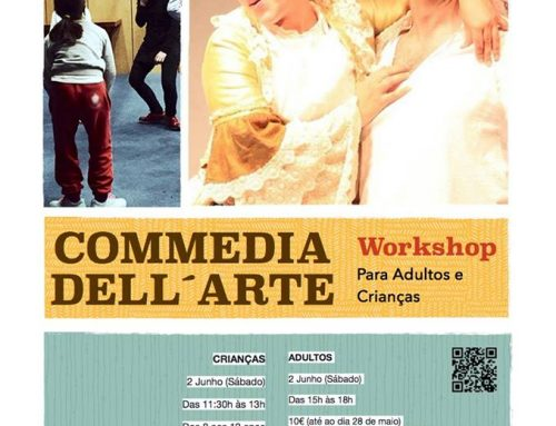 Workshop Commedia Dell´Arte