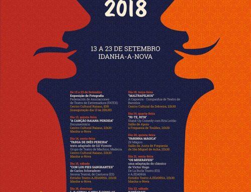 Festival de Teatro Ajidanha 2018