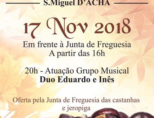 Magusto de São Martinho 2018