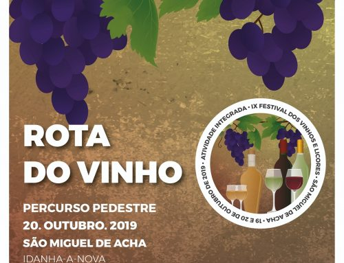 "Percurso Pedestre ""Rota do Vinho"""