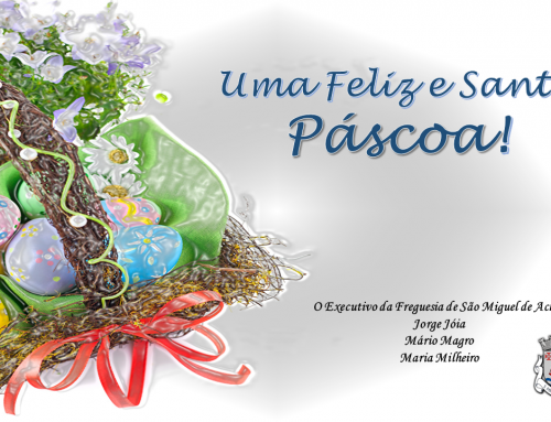 Feliz e Santa Páscoa